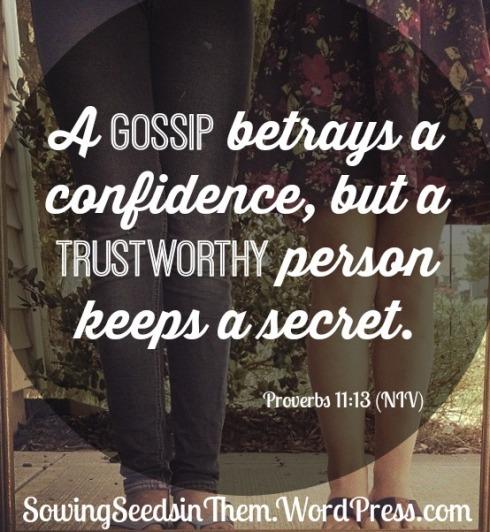 Gossipbetrays